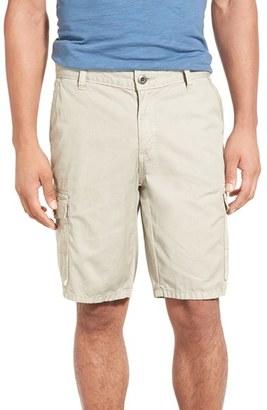 Men's Original Paperbacks 'Newport' Cargo Shorts $110 thestylecure.com