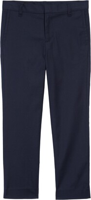 Nordstrom Flat Front Chino Dress Pants