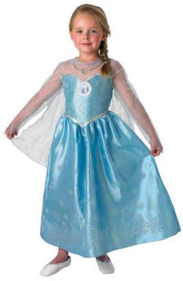 NEW Disney Frozen Deluxe Elsa Costume 3-5 9011