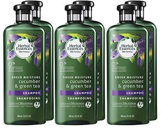 Herbal Essences Biorenew Cucumber & Green Tea Sheer Moisture Shampoo