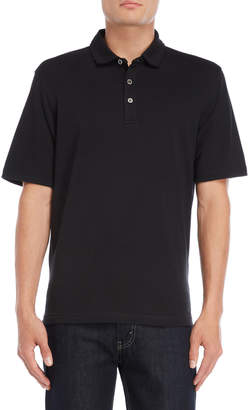 Ike Behar Pima Cotton Knit Polo