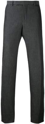 Hardy Amies piquet trousers