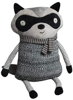 Grey Racoon Plush