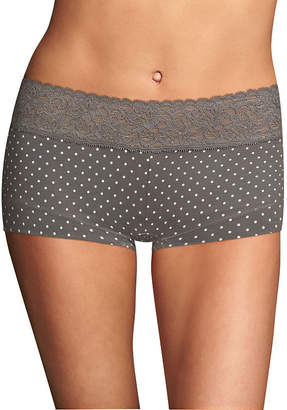 Maidenform Dream Cotton Boyshort Panty 40859
