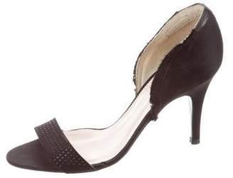 Pedro Garcia Satin High-Heel Sandals