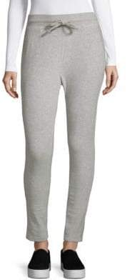James Perse Heathered Jogger Pants