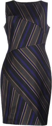 BOSS BLACK Knee-length dresses $275 thestylecure.com
