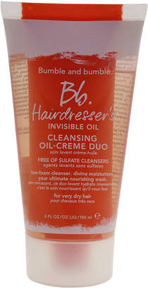 Bumble and Bumble 5Oz Bb. Hairdresser's Invisible Cleansing Oil-Creme Duo