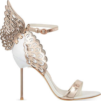 Sophia Webster Evangeline winged heeled sandals