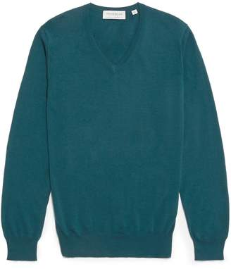 TOMORROWLAND Wool blend V-neck sweater