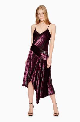 Parker Selma Velvet Dress