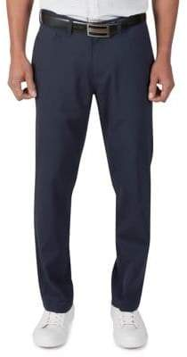 Haggar Heritage Five-Pocket Pinstripe Pants