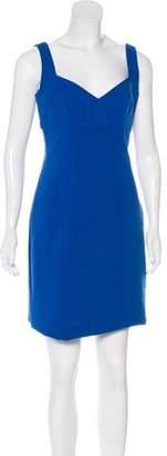 Diane von Furstenberg Knee-Length Sheath Dress