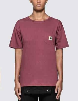 Carhartt Work In Progress Carrie Pocket T-shirt