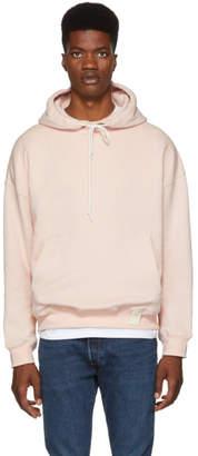 N.Hoolywood Pink Classic Hoodie