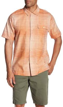 Tommy Bahama Orinoco Ombre Plaid Button Down Original Fit Shirt