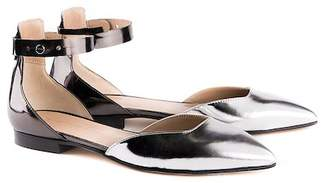 Formentini Perla Abelie Leather Flat