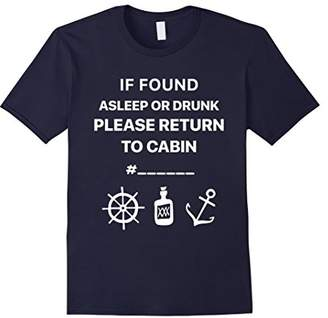 Cruise Ship Accessory If Found Cruise Shirt