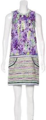 Andrew Gn Sleeveless Mini Dress