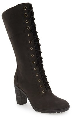 Timberland 'Glancy 10 Inch' Lace-Up Boot (Women) $159.95 thestylecure.com