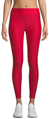 Cushnie et Ochs High-Waist Seamed Performance Leggings