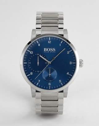 BOSS 1513597 Oxygen Bracelet Watch In Silver