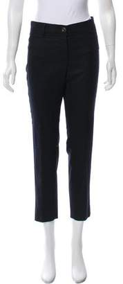 Gunex Mid-Rise Virgin Wool Pants
