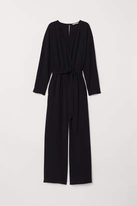 H&M Long-sleeved jumpsuit