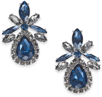 Kate Spade Crystal & Stone Statement Stud Earrings