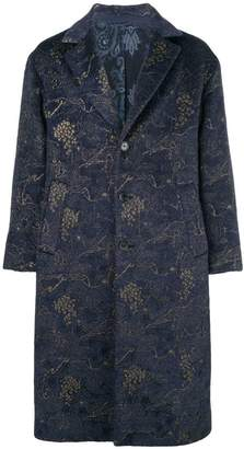 Etro single-breasted coat