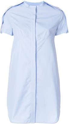 Courreges shirt dress