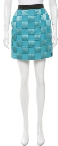 3.1 Phillip Lim3.1 Phillip Lim Textured Mini Skirt