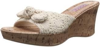 DOLCE by Mojo Moxy Women's Piper Wedge Sandal