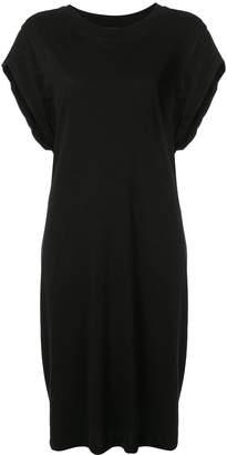Bassike tapered tank dress