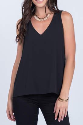 Everly Sleeveless dress tank top