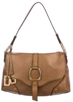 226f44177027 Pre-Owned at TheRealReal · Dolce   Gabbana Metallic Pebbled Leather Handle  Bag