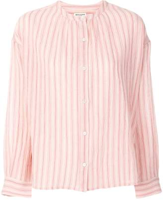 Masscob striped shirt