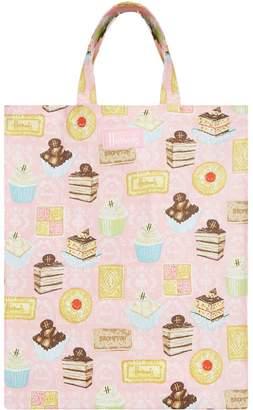 Harrods Afternoon Tea Medium Shopper Bag