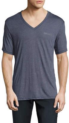 Calvin Klein Underwear Liquid Luxe V-Neck T-Shirt