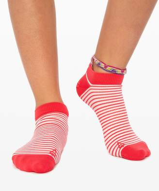 Lululemon Everywhere Sock *Canada Day - Girls
