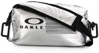 Oakley By Samuel Ross metallic utility bag
