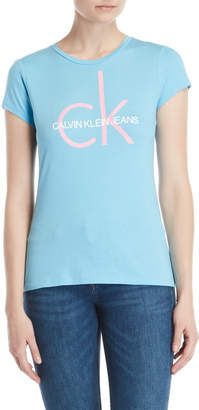 Calvin Klein Jeans Iconic Heritage Logo Tee