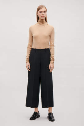 Cos TAILORED WOOL CULOTTES