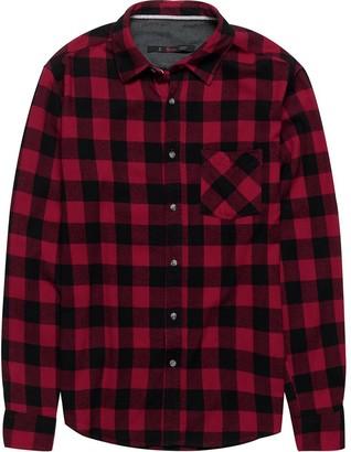 Stoic Ponderosa Flannel Shirt - Men's