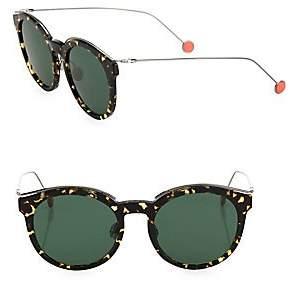 Christian Dior Women's Blossom 52MM Round Sunglasses