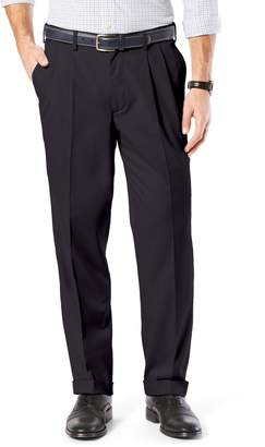 Dockers Men's Classic-Fit Comfort Khaki Pants - Pleated D3