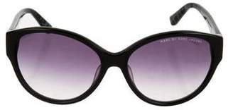 Marc by Marc Jacobs Gradient Round Sunglasses