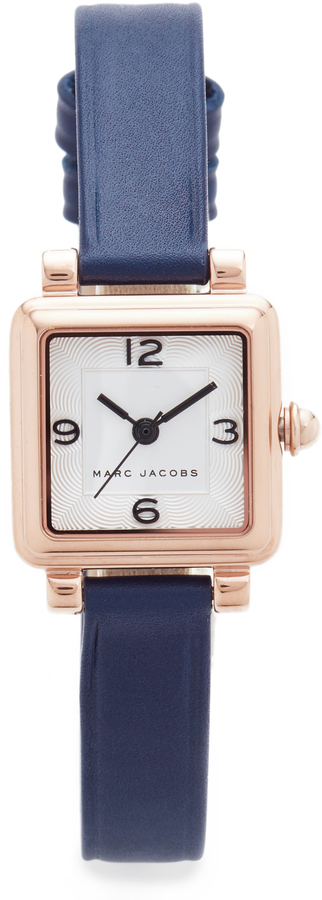 Marc Jacobs Marc Jacobs Vic Leather Watch