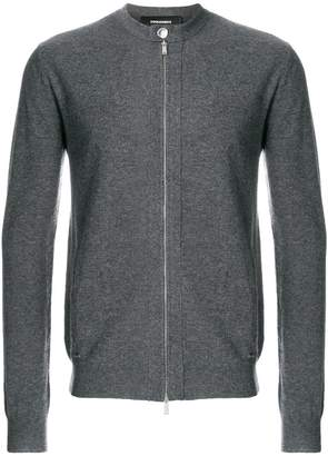 DSQUARED2 zip-up cardigan