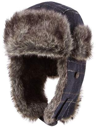 d366bdda at Amazon.co.uk · Bailey Of Hollywood Brodie Trapper,Large (Manufacturer  Size:Large)